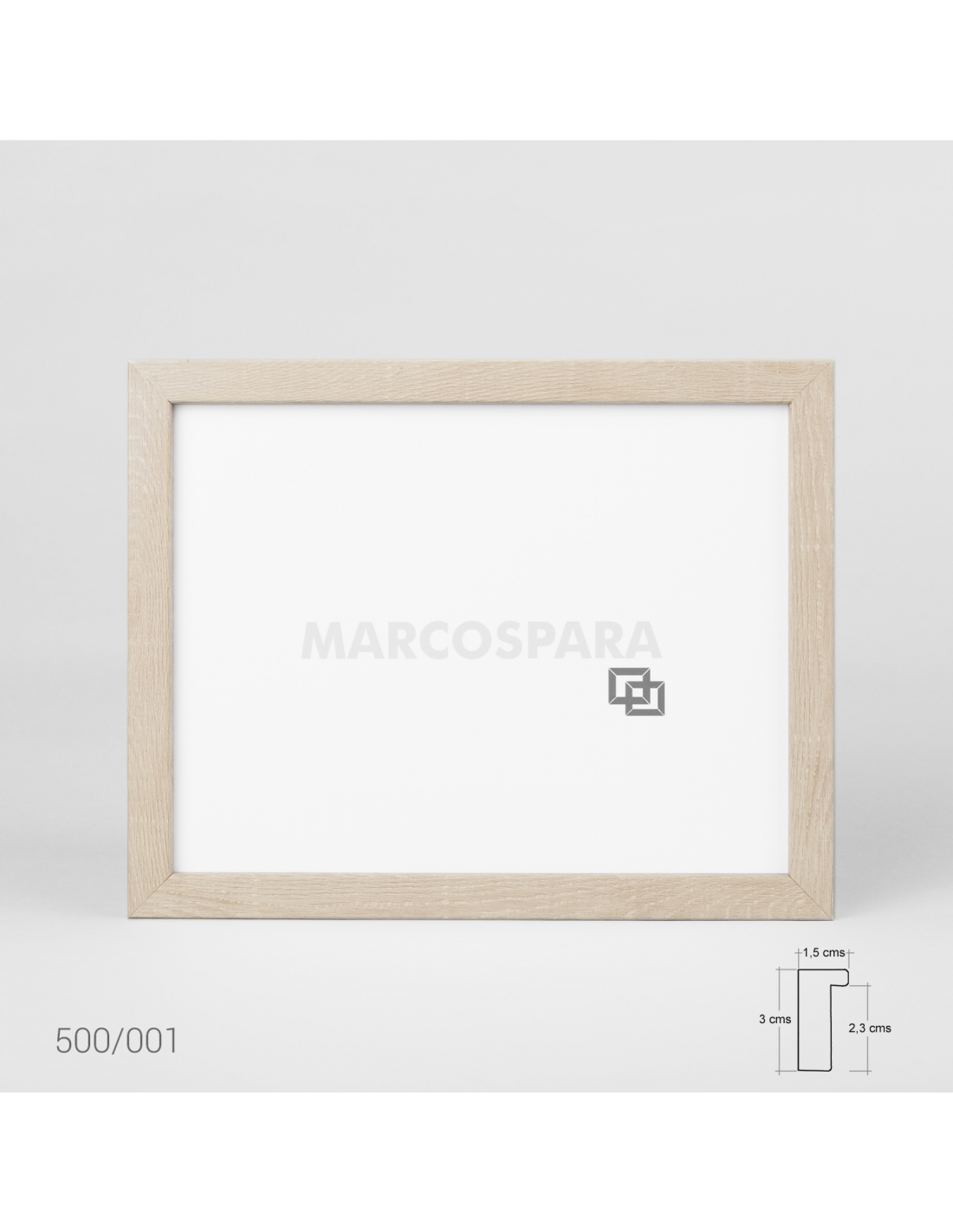 Marcos de madera para Fotos M500