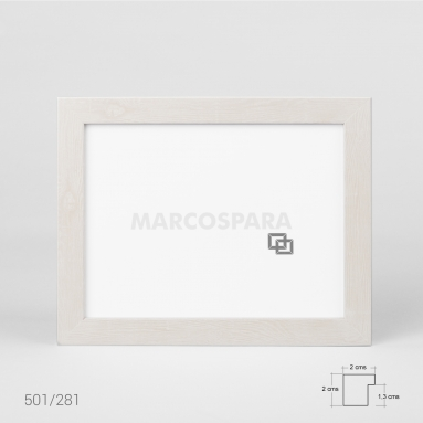 Marcos a medida para Fotografia M501