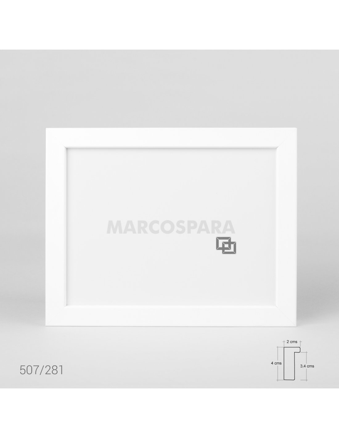Marco de madera para Fotos M507