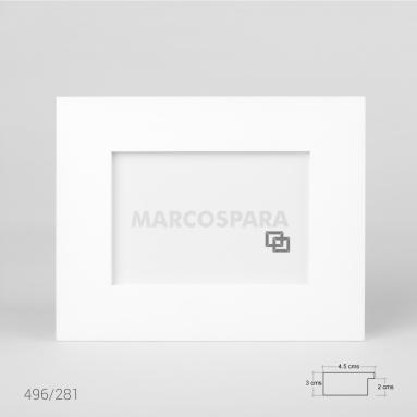 Marcos a medida para Puzzles M496
