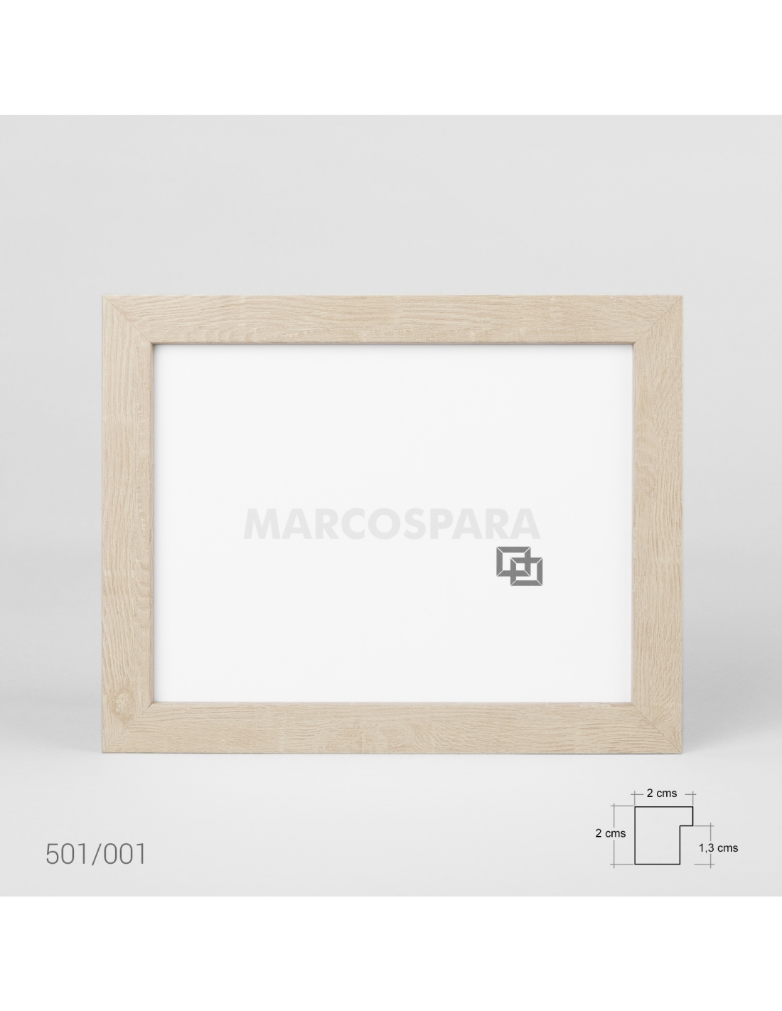 Marcos de madera para Puzzles M501