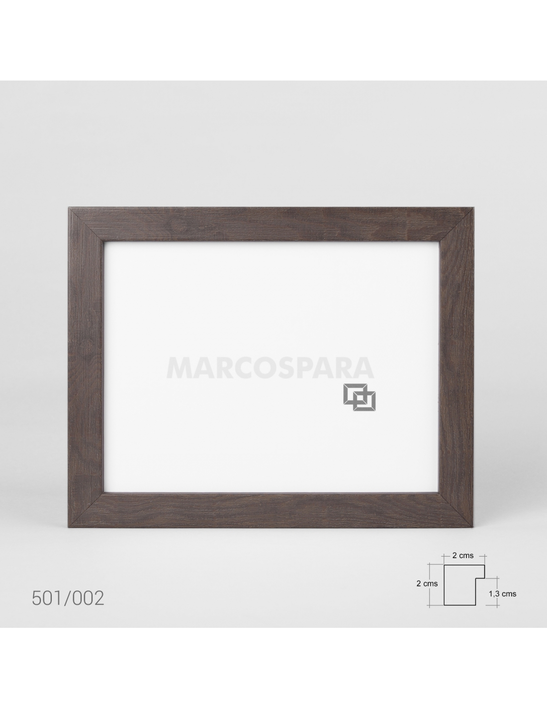 Marcos de madera para posters M501