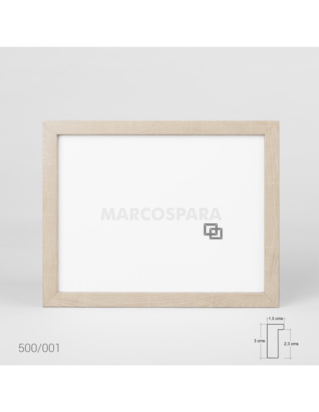 Marcos de madera para posters M500