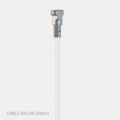 Cable Nylon Twister 200cm