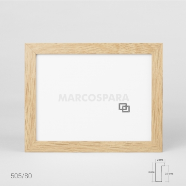 Marcos a medida para Posters M505