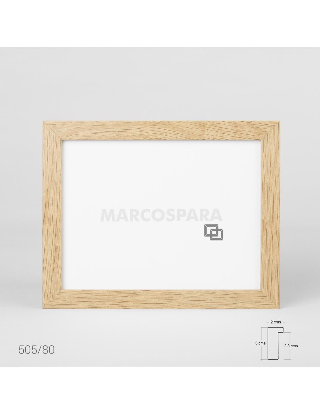 Marcos de madera para posters M505