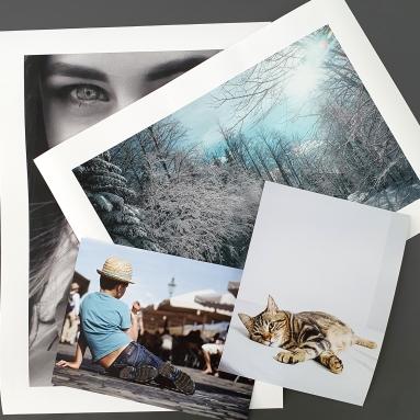 Impresión de posters y fotografías